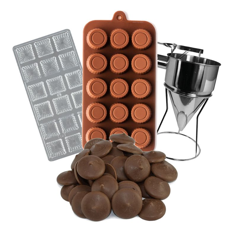 CANDY & CHOCOLATE SUPPLIES