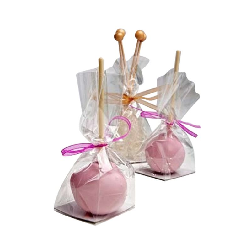 Cellophane Bags & Lollipop Sticks