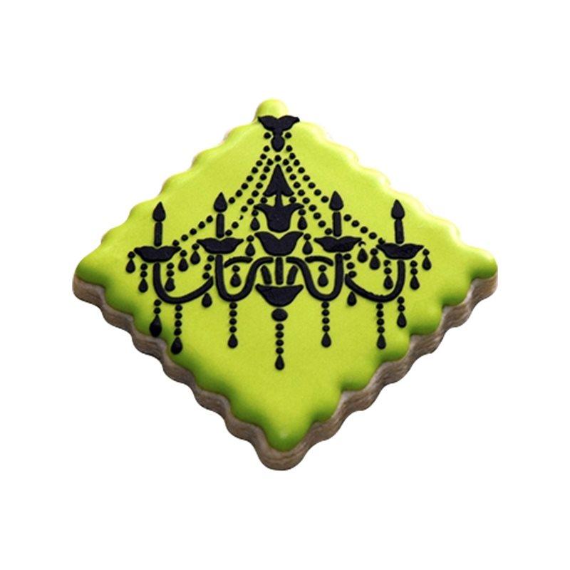Cupcake Stencils & Push Molds