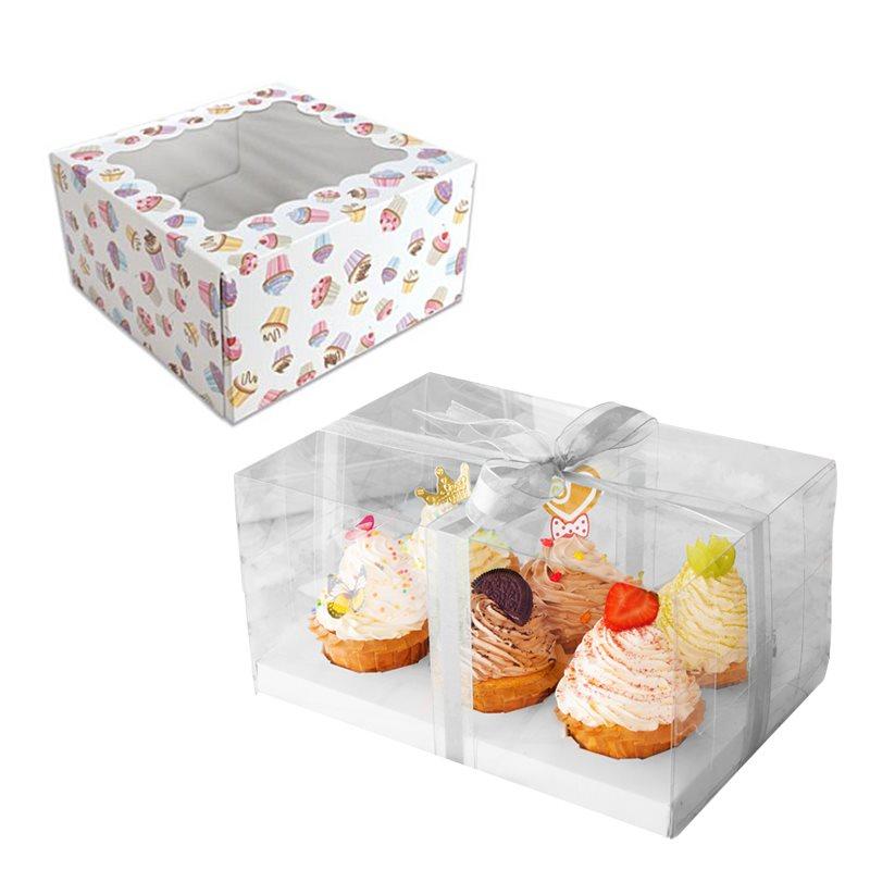 Cupcake Boxes & Bags