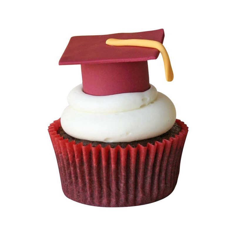 Graduation Cupcake Supplies