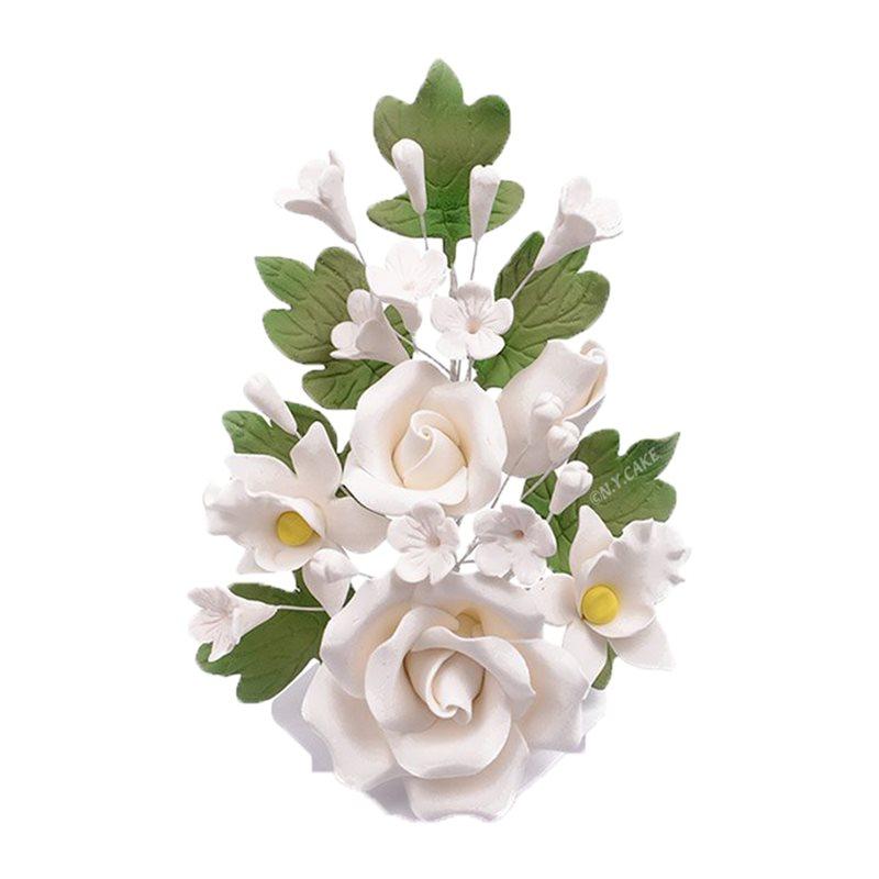 Gum Paste Flowers & Decorations