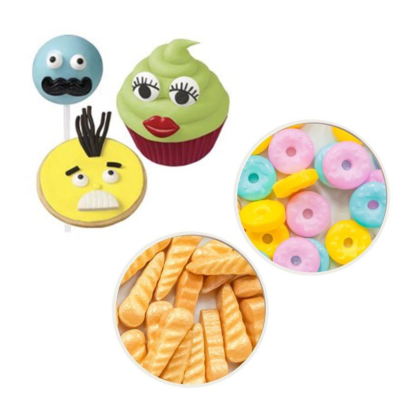 Novelty Decorations & Candy Eyes
