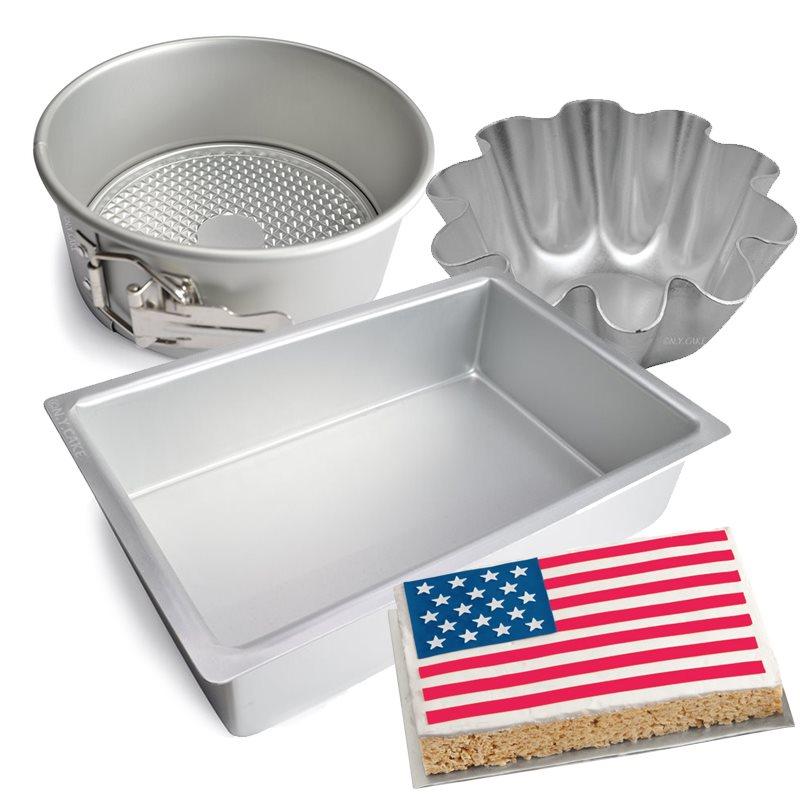 Patriotic Cake Pans