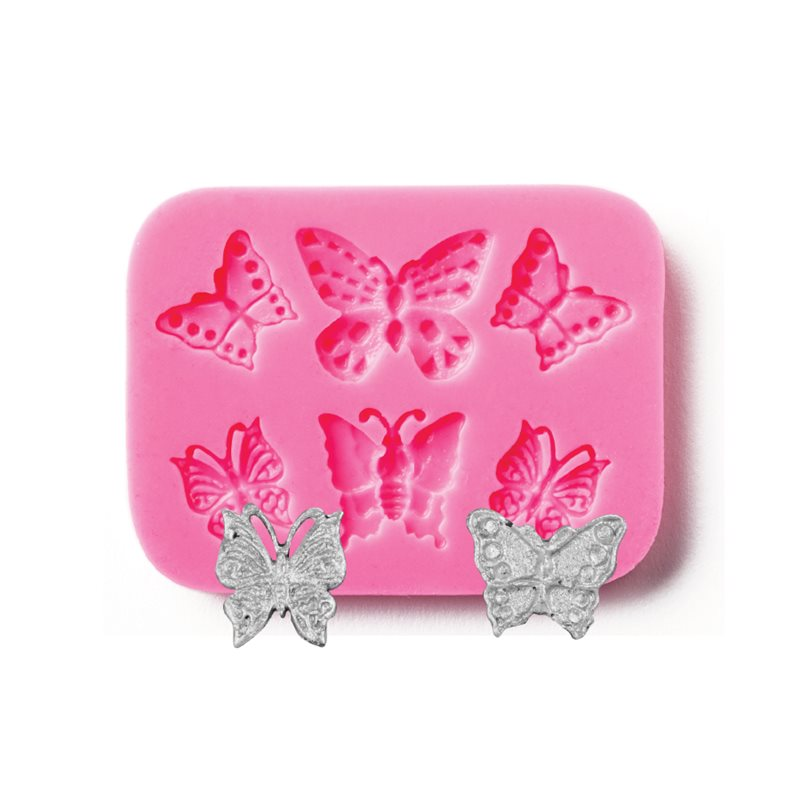 Silicone Push Molds