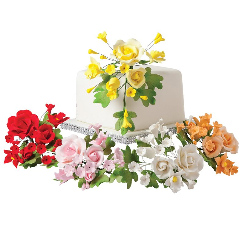 Sugar Flower Bouquets