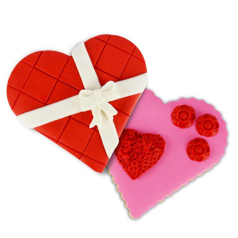 Valentine's Day Cookie Supplies
