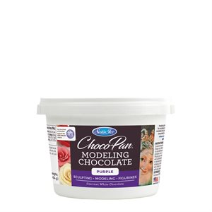 Purple Modeling Chocolate 1 lb