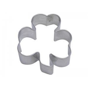 Shamrock Cookie Cutter 3 Inch