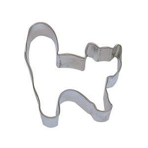 Halloween Cat Cookie Cutter 3 1 / 4 Inch