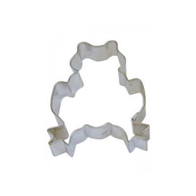 Frog Cookie Cutter 3 Inch