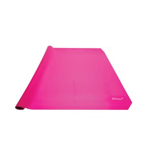 Pink Fondant Mat 36 Inch x 24 Inch