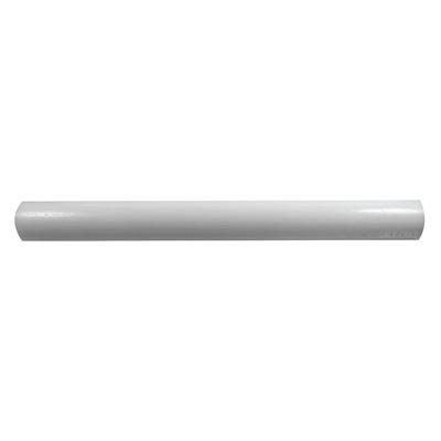 19 1 / 2 Inch White Fondant Rolling Pin
