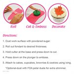 Christmas Fondant and Pie Cutter