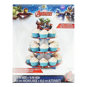 Avengers Cupcake Stand By Wilton
