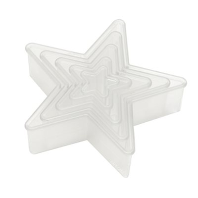 Star Cookie and Pastry Cutter
