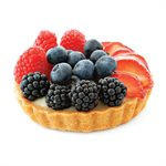 4 1 / 2 Inch Tart Pan Non Stick with Removable Bottom