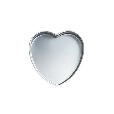 9 Inch Heart Pan 2 Inch Deep