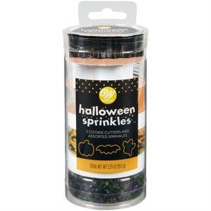 Halloween Sprinkles & Cutter Set