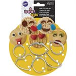 Emoji Cookie Cutter By Wilton