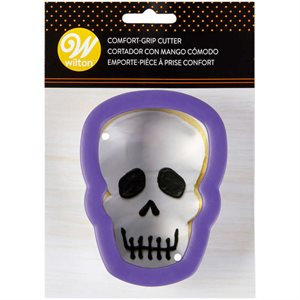 Comfort Grip Skull Cookie Cutter