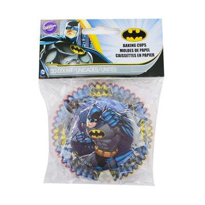 Batman Baking Cup 50 CT By Wilton