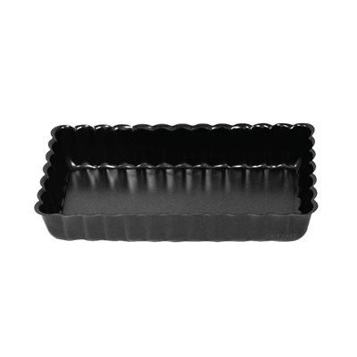 Mini Rectangle Tart Pan with Removable Bottom