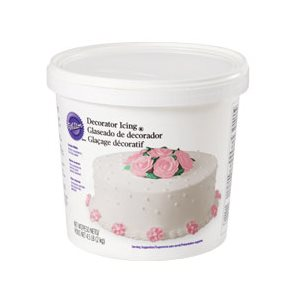 Decorator Icing White 4.5 Pounds