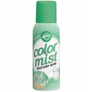 Green Color Mist By Wilton