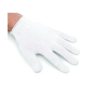White Cotton Candy Gloves