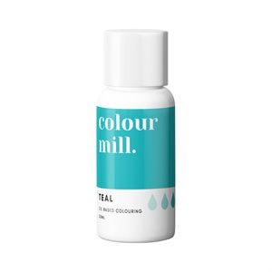 Teal Oil-Based Coloring - 20mL By Colour Mill