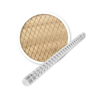 Quilted Mini Impression Rolling Pin