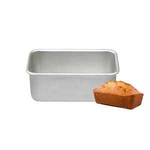 """Oblong Bread Pan 6 1 / 4"""" x 3 3 / 4"""" x 2 2 / 5"""""""