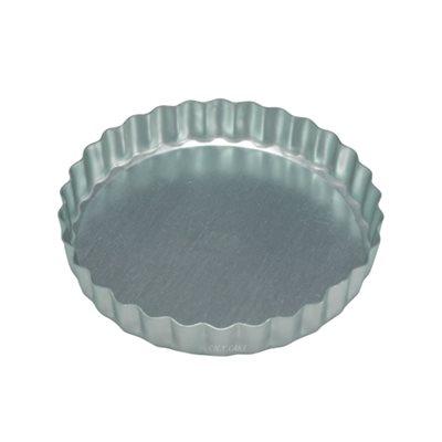 4 1 / 2 Inch Tart Pan Solid Bottom