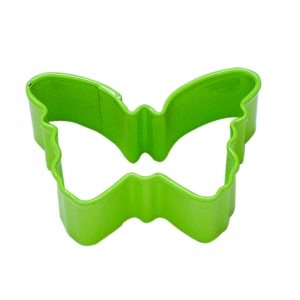 Mini Butterfly Cookie Cutter Poly Resin 2 Inch