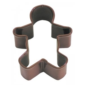 Gingerbread Boy Cookie Cutter Poly Resin 2 1 / 4 Inch