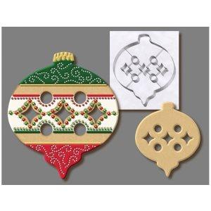 Ornament Cookie Cutter 7 1 / 2 Inch