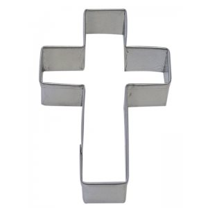 Cross Cookie Cutter 4 Inch