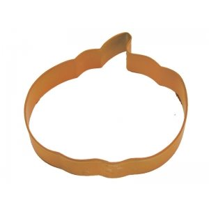 Pumpkin Cookie Cutter Poly Resin 5 Inch