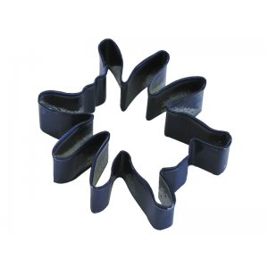 Spider Cookie Cutter Poly Resin 3 Inch