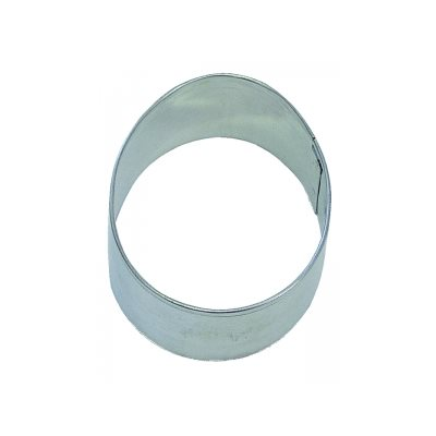 Easter Egg Cookie Cutter 2 1 / 2 Inch