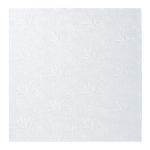 16 X 16 Inch Square Silver Cake Board 1 / 2 Inch Thick