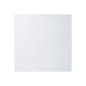 12 X 12 Inch Square White Cake Board 1 / 2 Inch Thick