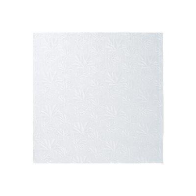 14 X 14 Inch Square White Cake Board 1 / 2 Inch Thick