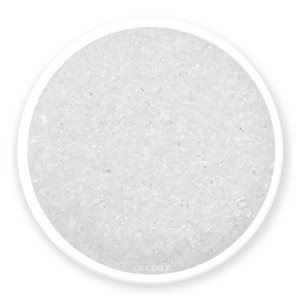 Coarse Sugar Crystals White