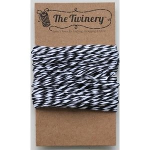 Charcoal Twine Mini Bundle 15 Yards
