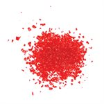 Red Edible Glitter 1 / 4 Ounce