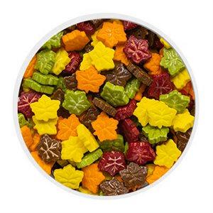 Fall Leaves Sprinkles 3 oz.