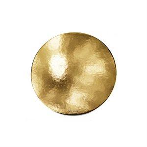 8 Inch Gold Round Cake Board