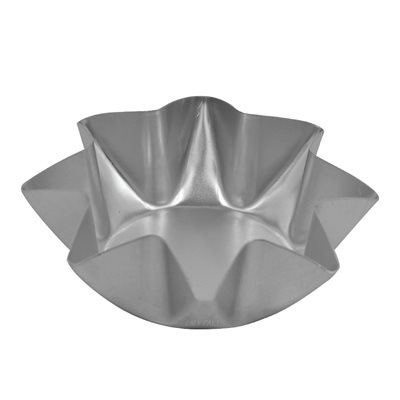 Star Tortilla Cup Pan 5 Inch